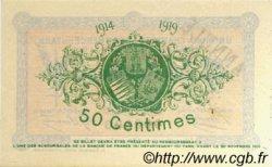 50 Centimes FRANCE régionalisme et divers Albi - Castres - Mazamet 1914 JP.005.02 TTB à SUP