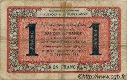 1 Franc FRANCE régionalisme et divers Alencon et Flers 1915 JP.006.40 TB