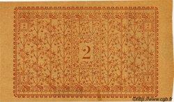 2 Francs FRANCE régionalisme et divers Amiens 1914 JP.007.03 TTB à SUP
