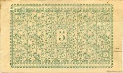 5 Francs FRANCE régionalisme et divers Amiens 1914 JP.007.04 TTB à SUP