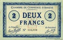 2 Francs FRANCE régionalisme et divers AMIENS 1915 JP.007.18 SPL à NEUF