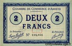 2 Francs FRANCE régionalisme et divers Amiens 1915 JP.007.18 TTB à SUP