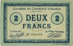 2 Francs FRANCE régionalisme et divers Amiens 1915 JP.007.31 TB