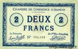 2 Francs FRANCE régionalisme et divers AMIENS 1915 JP.007.38 SPL à NEUF