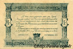 25 Centimes FRANCE régionalisme et divers ANGERS 1917 JP.008.04 SPL à NEUF