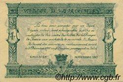 25 Centimes FRANCE régionalisme et divers ANGERS 1915 JP.008.08 TTB à SUP