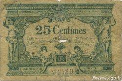 25 Centimes FRANCE régionalisme et divers Angers 1915 JP.008.08 TB