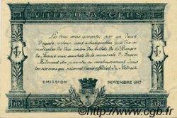 25 Centimes FRANCE régionalisme et divers ANGERS 1915 JP.008.11 TTB à SUP