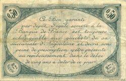 50 Centimes FRANCE régionalisme et divers ANGOULÊME 1915 JP.009.09 TB