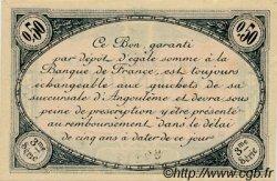50 Centimes FRANCE régionalisme et divers ANGOULÊME 1915 JP.009.13 SPL à NEUF