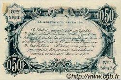 50 Centimes FRANCE régionalisme et divers Angoulême 1917 JP.009.33 SPL à NEUF