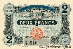 2 Francs FRANCE régionalisme et divers Angoulême 1917 JP.009.38 SPL à NEUF