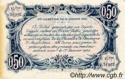 50 Centimes FRANCE régionalisme et divers ANGOULÊME 1920 JP.009.46 SPL à NEUF