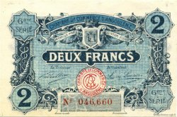 2 Francs FRANCE régionalisme et divers ANGOULÊME 1920 JP.009.49 SPL à NEUF