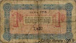 1 Franc FRANCE régionalisme et divers Annecy 1916 JP.010.05 TB
