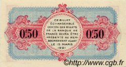 50 Centimes FRANCE régionalisme et divers Annecy 1917 JP.010.09 SPL à NEUF