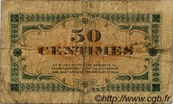 50 Centimes FRANCE régionalisme et divers Annonay 1917 JP.011.11 TB