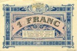 1 Franc FRANCE régionalisme et divers Annonay 1917 JP.011.12 SPL à NEUF
