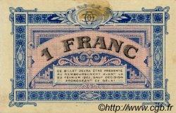 1 Franc FRANCE régionalisme et divers ANNONAY 1917 JP.011.18 TTB à SUP