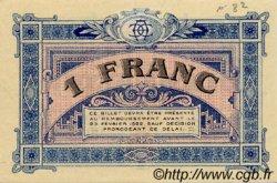 1 Franc FRANCE régionalisme et divers ANNONAY 1917 JP.011.20 SPL à NEUF