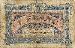1 Franc FRANCE régionalisme et divers ANNONAY 1917 JP.011.20 TB