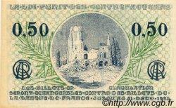 50 Centimes FRANCE régionalisme et divers Arras 1918 JP.013.04 TTB à SUP