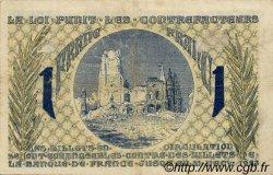 1 Franc FRANCE régionalisme et divers ARRAS 1918 JP.013.05 TTB à SUP