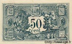 50 Centimes FRANCE régionalisme et divers AUCH 1914 JP.015.06 SPL à NEUF