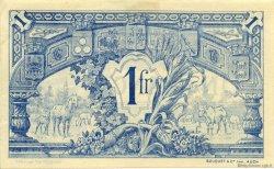 1 Franc FRANCE régionalisme et divers AUCH 1914 JP.015.07 SPL à NEUF