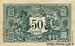 50 Centimes FRANCE régionalisme et divers AUCH 1916 JP.015.09 TTB à SUP