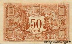 50 Centimes FRANCE régionalisme et divers AUCH 1918 JP.015.11 TTB à SUP