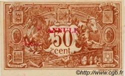 50 Centimes FRANCE régionalisme et divers AUCH 1918 JP.015.12 SPL à NEUF