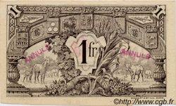 1 Franc FRANCE régionalisme et divers Auch 1918 JP.015.15 SPL à NEUF