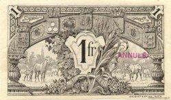 1 Franc FRANCE régionalisme et divers AUCH 1918 JP.015.16 TTB à SUP