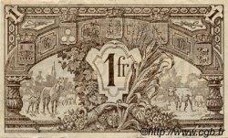 1 Franc FRANCE régionalisme et divers Auch 1920 JP.015.19 TTB à SUP