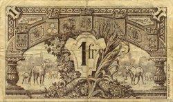 1 Franc FRANCE régionalisme et divers Auch 1920 JP.015.22 TB