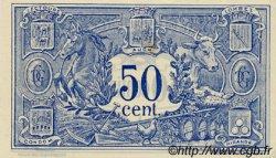 50 Centimes FRANCE régionalisme et divers Auch 1921 JP.015.24 SPL à NEUF