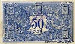 50 Centimes FRANCE régionalisme et divers AUCH 1921 JP.015.25 SPL à NEUF