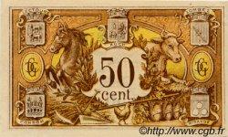 50 Centimes FRANCE régionalisme et divers AUCH 1921 JP.015.29 TTB à SUP