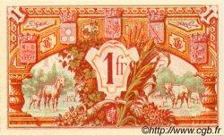 1 Franc FRANCE régionalisme et divers Auch 1921 JP.015.33 SPL à NEUF
