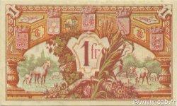 1 Franc FRANCE régionalisme et divers AUCH 1921 JP.015.33 TTB à SUP