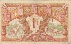 1 Franc FRANCE régionalisme et divers Auch 1921 JP.015.33 TB