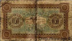 50 Centimes FRANCE régionalisme et divers Auxerre 1916 JP.017.12 TB