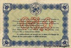 50 Centimes FRANCE régionalisme et divers Avignon 1915 JP.018.01 TTB à SUP