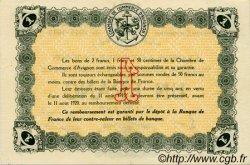 1 Franc FRANCE régionalisme et divers AVIGNON 1915 JP.018.05 SPL à NEUF