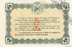 1 Franc FRANCE régionalisme et divers Avignon 1915 JP.018.06 SPL à NEUF