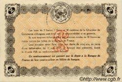 2 Francs FRANCE régionalisme et divers AVIGNON 1915 JP.018.08 SPL à NEUF