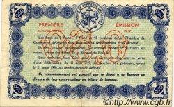 50 Centimes FRANCE régionalisme et divers AVIGNON 1915 JP.018.13 TTB à SUP