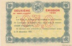 50 Centimes FRANCE régionalisme et divers Avignon 1920 JP.018.22 SPL à NEUF