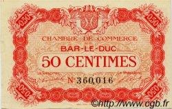 50 Centimes FRANCE régionalisme et divers Bar-Le-Duc 1917 JP.019.09 SPL à NEUF